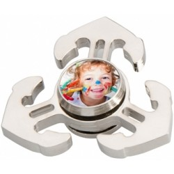 Hand Spinner personnalisable avec une photo