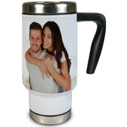 Mug thermos photo