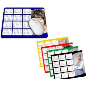 Tapis souris et calendrier intégré