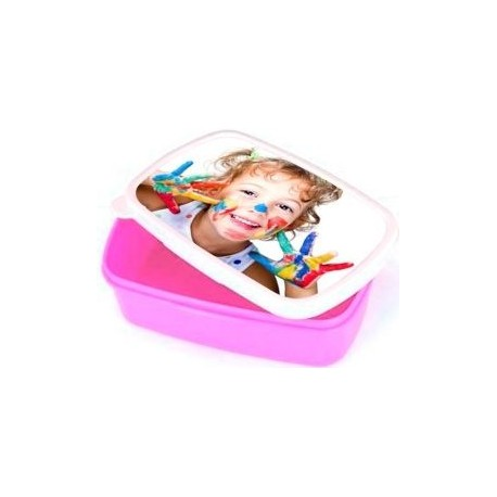 Lunch box rose photo