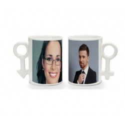 Mug duo couple photos