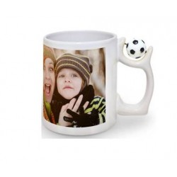 Mug enfant ballon foot photo