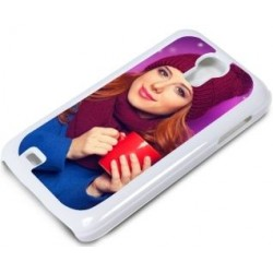 Coque S4 blanche photo