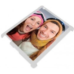 Coque Ipad 3-4 blanc avec photo